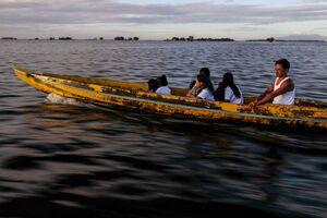 تصاویر جدید از خسارت طوفان در فیلیپین