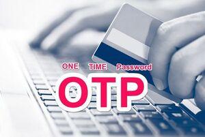 رمز دوم پویا OTP