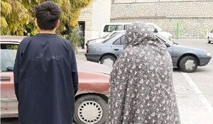 بازداشت زن سارق با شلیک به لاستیک خودرو