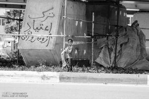 فیلم/ شبهای تهران را چه شکلی میبینید آقای روحانی؟