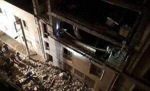 انفجار شدید منزل مسکونی چهارطبقه در شهرری