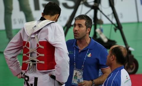 بیباک: مردانی شایسته کسب مدال المپیک است