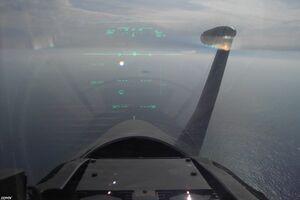 جنگنده یونانی ناوچه ترکیهای را نشانه رفت