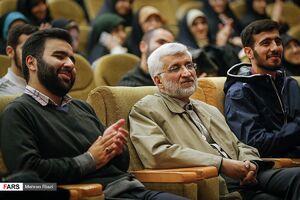 عکس/ آئین روز دانشجو با حضور «دکترسعید جلیلی»