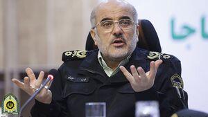 جانشین فرمانده ناجا: پلیس در اغتشاشات غافلگیر نشد