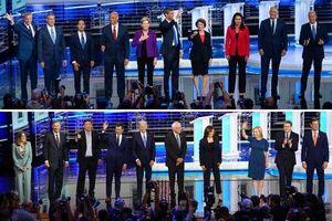 نامزدهای امریکا