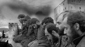 روایتی از مقاومت اسطورهای نیروهای ارتش سوریه در پایگاههای تحت محاصره/ فرمانده سوری که جانش را فدای نجات نیروهایش کرد +تصاویر