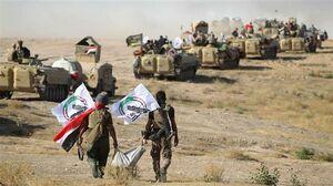 مرز عراق و سوریه در کنترل کامل حشد الشعبی