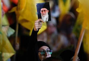"""فیلم/ بازتاب """"سیلی"""" موشکی سپاه در لبنان"""