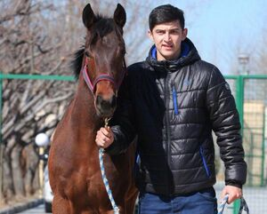 آزمون: از بودن کنار اسبهایم لذت میبرم