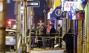 تیراندازی مرگبار در مرکز شهر