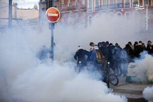 چرا در تظاهرات فرانسه هیچکس کشته نمیشود؟!