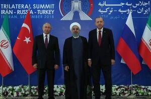 بیانیه نهایی نشست ایران، روسیه و ترکیه درباره سوریه