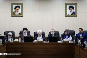 جلسه مجمع تشخیص مصلحت نظام / ۲۰ آذر ۹۸