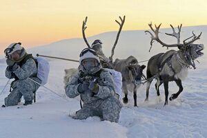 آیا جنگ جهانی سوم از قطب شمال آغاز میشود؟/ از شناور خاص آمریکایی تا موشکهای روسی آماده تسخیر اقلیم بدون پادشاه +عکس