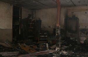 دستگیری ۳ نفر از عوامل آتش زدن بانک ملت در نجفآباد