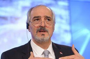 بشار الجعفری