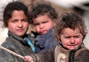 کودک پناهنده پناهجو
