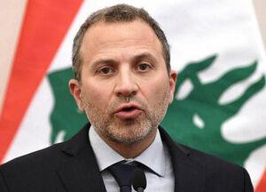 باسیل: خواهان دولت نجات در لبنان هستیم