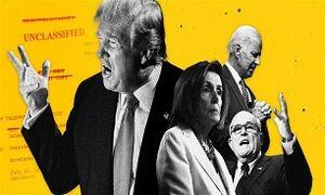 استیضاح ترامپ؛ تلاش دموکراتها برای کنار گذاشتن ترامپ از قدرت