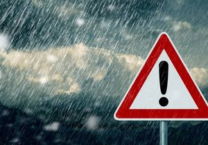 زمان آغاز بارش باران و برف شدید در کشور