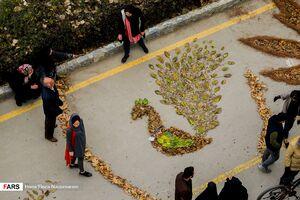 عکس/ جشنواره دیدنی پاییزی «برگها و رنگها»