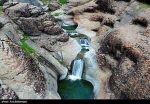 تصویری زیبا از طبیعت بکر خرم آباد