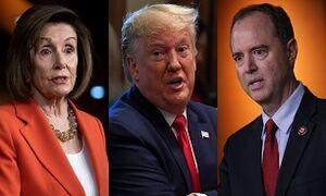 استیضاح ترامپ؛ صف آرایی دموکراتها برای برکناری رئیس جمهور آمریکا
