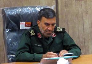 فرمانده تیپ صابرین: از تمامیت ارضی دفاع میکنیم