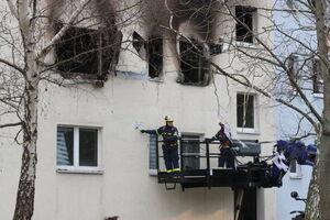 انفجار مرگبار ساختمان در آلمان