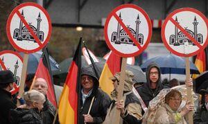 حملات روزانه به مسلمانها در آلمان