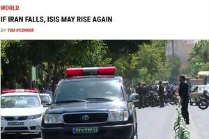 نیوزویک: بیثباتی در ایران مساوی است با ظهور مجدد داعش