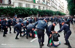 عکس/ انتخابات ریاست جمهوری الجزایر