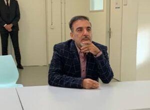 دانشمند ایرانی به علت حمله قلبی بستری شد