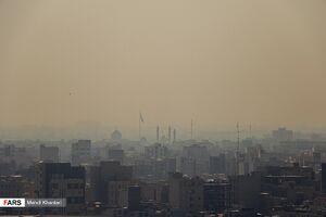 عکس/ آلودگیِ «شهر ری»