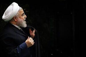 عکس/ عیادت روحانی از حجتالاسلاموالمسلمین شهیدی