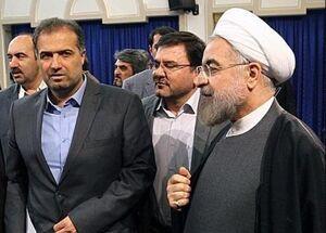 سفیر جدید ایران در روسیه با روحانی دیدار کرد