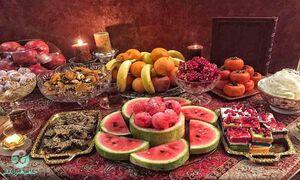 قیمت میوهها در آستانه یلدا