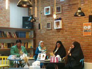 افتتاح ترنجستان دختران شریف