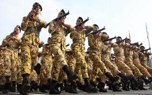 گزارشی از وضعیت سلامت سربازان پدافند در شمال شرق