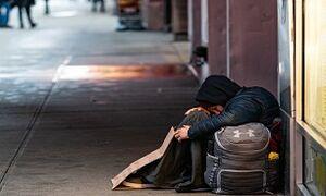 بیخانمان نمایه در آمریکا