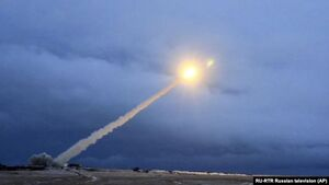 موشک جدید روسیه/ ۱۸۰۰۰ کیلومتر برد با قابلیت حمل ۱۶ کلاهک هستهای +عکس