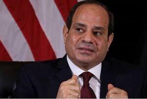 السیسی: بحران یمن در حال حل شدن است