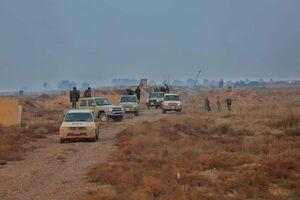 تحرکات عناصر مخفی داعش در استان دیاله عراق/ جزئیات دفع حملات سنگین تروریستها با ۱۰ شهید و زخمی + نقشه میدانی و عکس