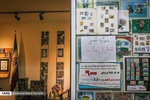 عکس/ تعطیلی اولین موزه تمبر ایران در «البرز»