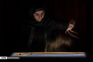 عکس/ تکریم خانواده شهدای مدافع امنیت