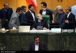 نحوه عملکرد مجلس دهم در مواجهه با دولت روحانی