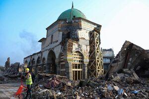 بازسازی مسجد جامع موصل