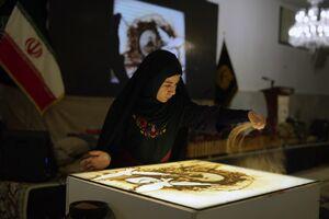 کار جدید فاطمه عبادی با عنوان نذر رباب +فیلم