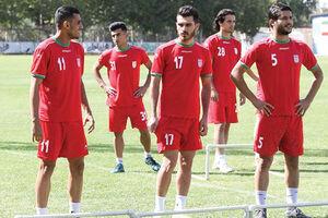 فیلم/ خلاصه بازی امید ایران 1- صفر امید چین